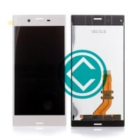 Sony Xperia XZs LCD Screen With Digitizer Module - Silver