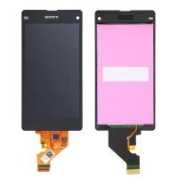 Sony Xperia Z1 D5503 Compact LCD Screen With Digitizer Module Black
