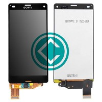 Sony Xperia Z3 Compact LCD Screen With Digitizer Module - Black