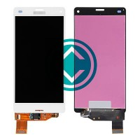Sony Xperia Z3 Compact LCD Screen With Digitizer Module White
