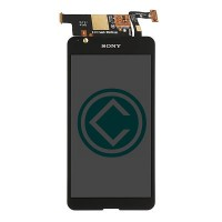 Sony Xperia E4G LCD Screen With Touch Pad Digitizer Module - Black