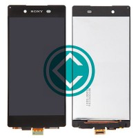 Sony Xperia Z3 Plus LCD Screen With Digitizer Module - Black