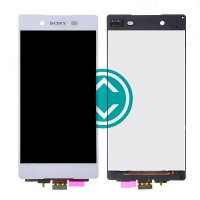 Sony Xperia Z3 Plus LCD Screen With Digitizer Module White
